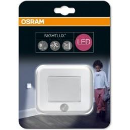 Osram Nightlux nachtlampje wand met sensor wit
