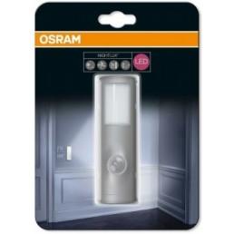 Osram Nightlux wand nachtlampje sensor zilvergrijs