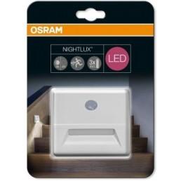 Osram Nightlux wand nachtlampje met sensor wit