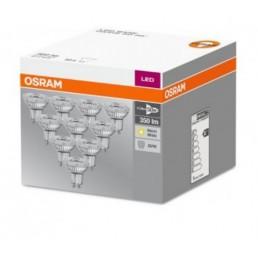 Osram LED Base PAR16 GU10 4,3W 2700K 10-pack