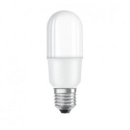 Led lamp E27 stick 2700K warmwit 8W (60W)