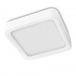 Philips Ledino Stimus 408333116 LED plafondlamp wit