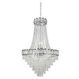 Massive Madelon 418091110 hanglamp / kroonluchter chroom