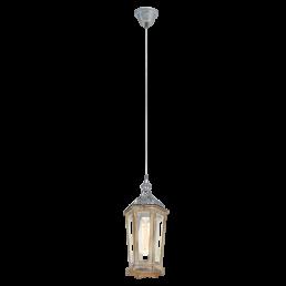 49206 Eglo Kinghorn Vintage hanglamp