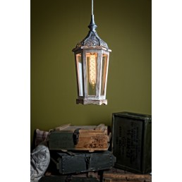 49206 Vintage Eglo hanglamp
