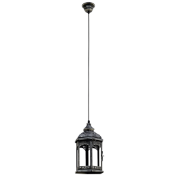 49225 Eglo Redford 1 Vintage hanglamp