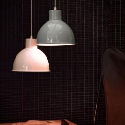 49239 Vintage Eglo hanglamp
