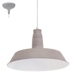 49252 Eglo Somerton 1 Vintage hanglamp