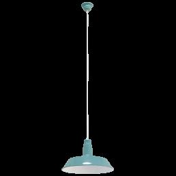 49253 Eglo Somerton 1 Vintage hanglamp