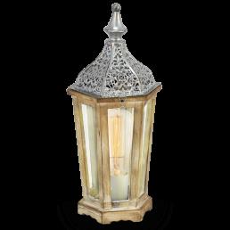 49277 Eglo Kinghorn Vintage tafellamp