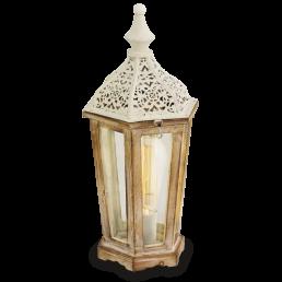 49278 Eglo Kinghorn Vintage tafellamp