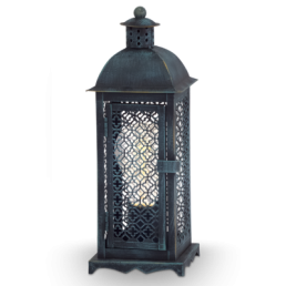 Actie 49285 Eglo Winsham Vintage tafellamp