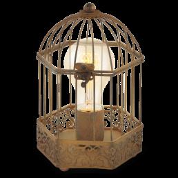 49287 Eglo Harling Vintage tafellamp