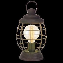 49288 Eglo Bampton Vintage tafellamp