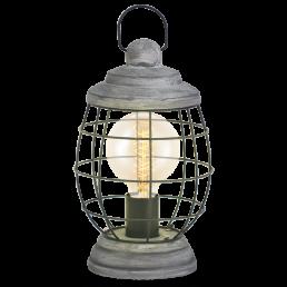49289 Eglo Bampton Vintage tafellamp