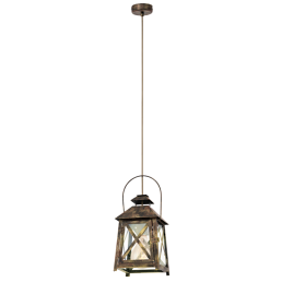 Actie 49347 Eglo Redford Vintage hanglamp