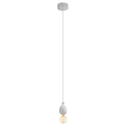 49377 Eglo Avoltri Vintage hanglamp hout