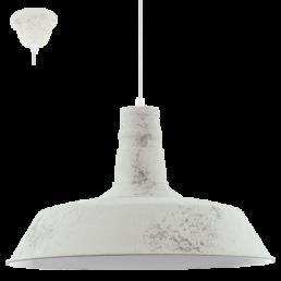 49398 Eglo Somerton 1 Vintage hanglamp
