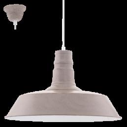 49399 Eglo Somerton Vintage hanglamp