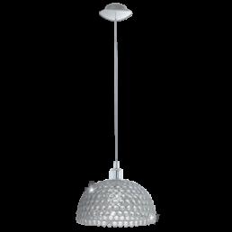 49849 Eglo Gillingham Vintage hanglamp kristal