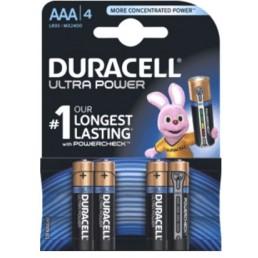 Batterijen AAA Duracell MX2400 5000394099753