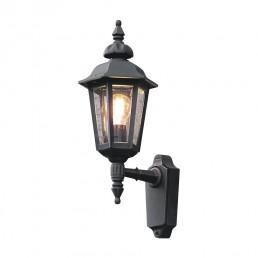Actie Konstsmide 518-750 Pallas zwart wandlamp