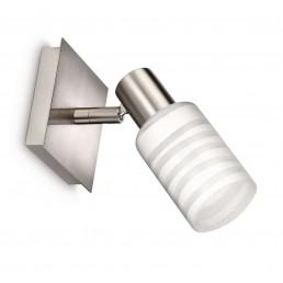 Philips myLiving Kauri 52100/17/16 wand / plafondlamp mat chroom