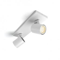 5309231P7 Philips Runner Hue wit 2-lichts plafondspot