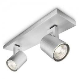 Aanbieding Philips myLiving Runner 530924816 plafondlamp alu