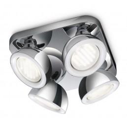Philips Ecomoods Glance 53124/11/16 plafondspot chroom