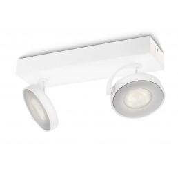 NIEUW, LICHT BESCHADIGD Philips myLiving Clockwork 531723116 led plafondlamp