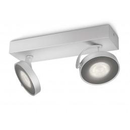 Aanbieding Philips myLiving Clockwork 531724816 led plafondlamp
