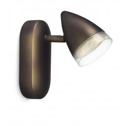 Philips myLiving Maple 532100616 led wand & plafondlamp