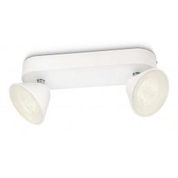 Philips myLiving Tweed 532823116 led plafondlamp