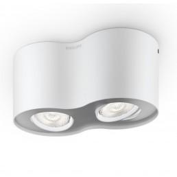 Aanbieding 533023116 myLiving Phase plafondlamp spot led