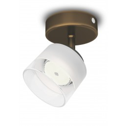 Aanbieding  Philips 533300616 myLiving Fremont wand & plafondlamp led