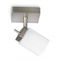 Philips myLiving Move 54270/17/16 wand / plafondlamp mat chroom