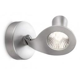 Philips myLiving Race 555204816 plafondlamp alu