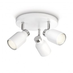 Aanbieding Philips Ecomoods Intuition 55673/31/16 plafondspot wit