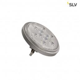 SLV 560624 led qr111 g53 13° zilvergrijs 4000k 800lm