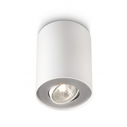 5633031PN Philips myLiving Pillar plafondlamp wit