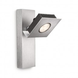 Philips Ledino Metrys 56430/48/16 led wandlamp alu
