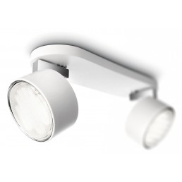 Aanbieding Philips Ecomoods Streamers 57942/31/16 plafondspot wit