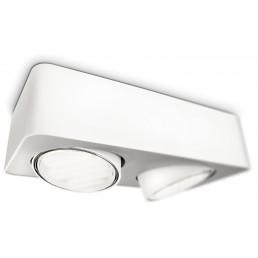 Aanbieding Philips Ecomoods Confident 57952/31/16 plafondspot wit
