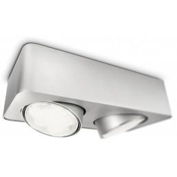 Philips Ecomoods Confident 57952/48/16 plafondspot alu