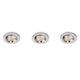 Philips Smartspot Ellipse 590301116 led inbouwspot set van 3