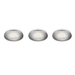 Philips Smartspot Sceptrum 591001116 led inbouwspot set van 3