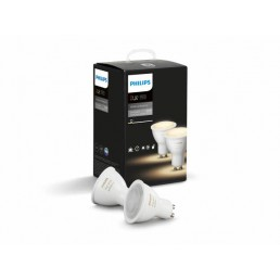 Philips Hue White Ambiance GU10 2-pack