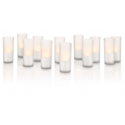 Aanbieding 6913360PH Candlelights 12L Set Philips led kaarslicht