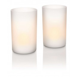Aanbieding Candlelights 2 Set 7007531PH Philips led kaarslicht